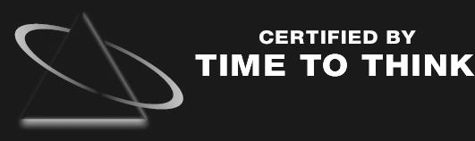 Certified by Time to Think